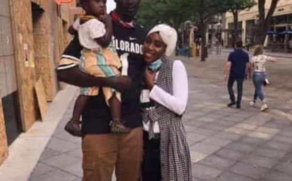 PHOTOS - Le jeune couple et leur petite fille emportés par un incendie à Denver