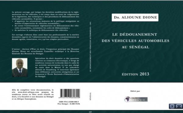 Interview :  A L'occasion De La présentation De l'ouvrage Du Dr Alioune Dione Sur Le dédouanement Des véhicules Automobiles au Sénégal