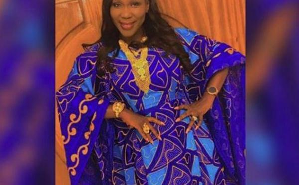 Découvrez le Sagnsé de la semaine, avec Ndiole Tall » Diamant Noir » toute ravissante