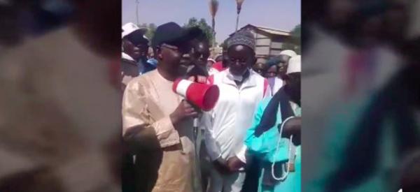 BËSSUB SÉTAL dans le département de Gossas. « Dionne nous a dit…Restons mobilisés derrière le Président »