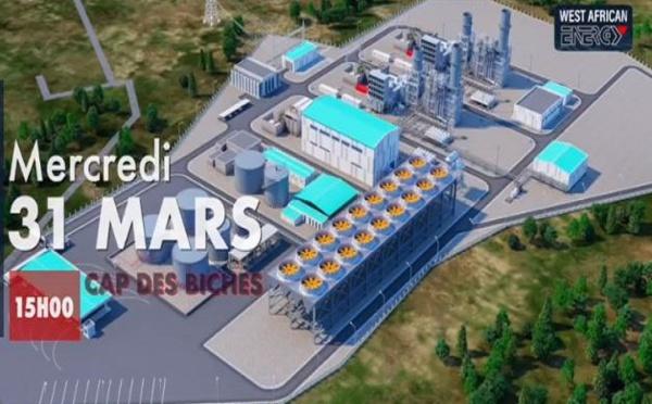 Plus grande centrale électrique du Sénégal : Pose de la première pierre ce 31 mars 2021