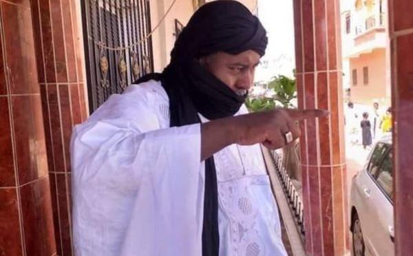 Mauvaise nouvelle: Rappel à Dieu de Chérif Cheikh Mouhammed Lamine Aïdara (photo)
