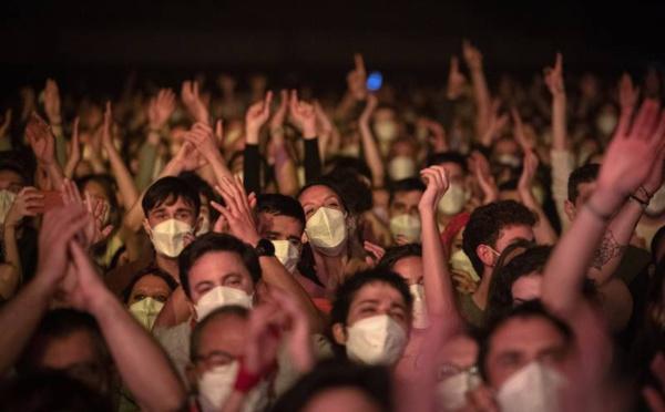 Covid-19: Un concert-test à Barcelone redonne espoir au monde de la culture
