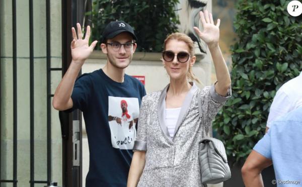 René-Charles: Le craquage (vraiment) hors de prix du fils de Céline Dion !