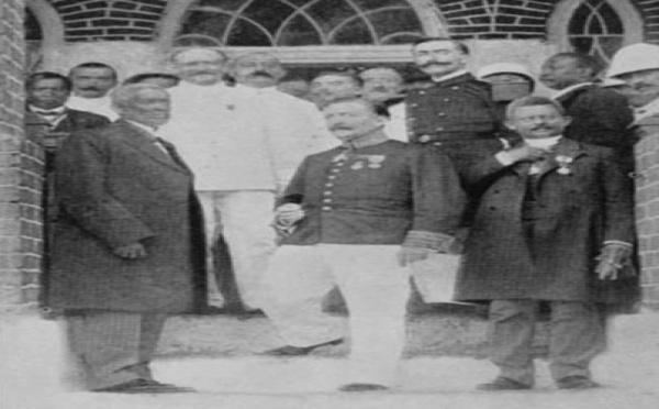 EL Hadj Malick SY Face à l'Autorité Coloniale