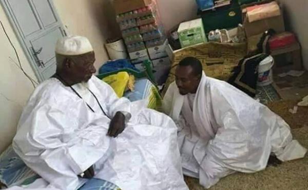 Serigne Bass Abdou Khadre sous Serigne Sidy Makhtar Mbacké : une image symbole du Mouridisme