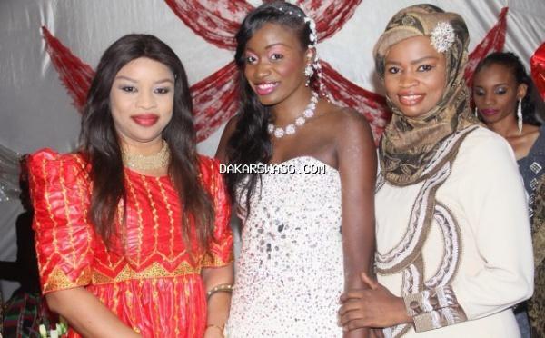 Les images de la réception de mariage de Bineta Mané