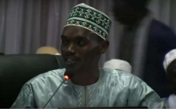 Cheikh Hady Abdul Aziz Touré imite Cheikh Hussary et Cheikh Abdel Basset