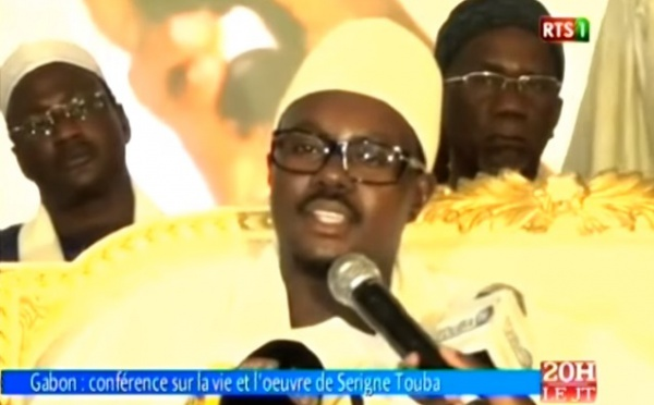Gabon : Conférence sur la vie et l'oeuvre de Serigne Touba