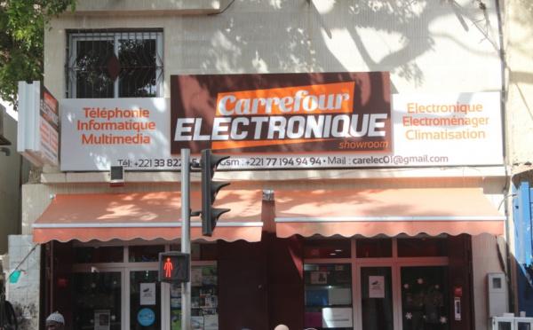 Carrefour électronique, exigez la qualité