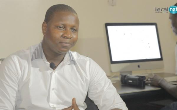 """Basile Niane, journaliste blogueur : """"D'ici 2030, le Sénégal pourra faire un très grand pas dans le développement des technologies"""""""