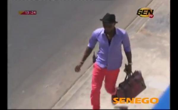 Vidéo - Reportage inédit sur le port des sacs à main femme par les hommes