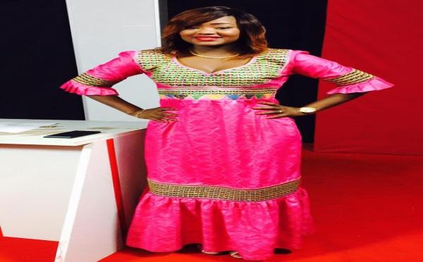 Fama Thioune fait rimer élégance et tenue traditionnelle