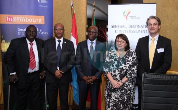 Cérémonie de lancement de la mission économique entre le ministère de l'Economie et des Finances et la coopération Luxembourg (En images)