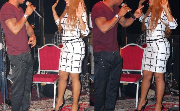 El Hadji Ousseynou Diouf prend le micro