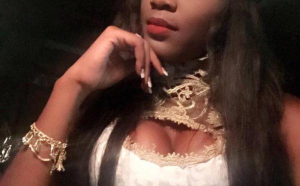 Maman, la fille de Jimmy Mbaye, au Grand  Théâtre