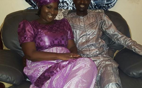 Khalifa Diakhaté, en toute complicité avec sa femme Khady Niang