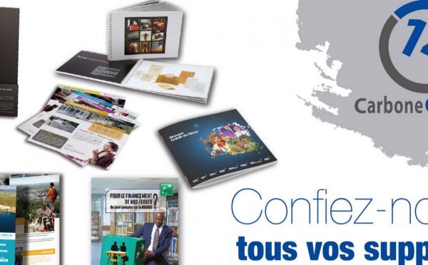Imprimerie au Sénégal - Carbonne 14 - Impression numérique