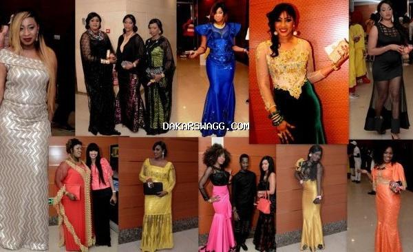 Sargal jigeen au Grand Théâtre : Les plus belles robes qui ont marqué la soirée