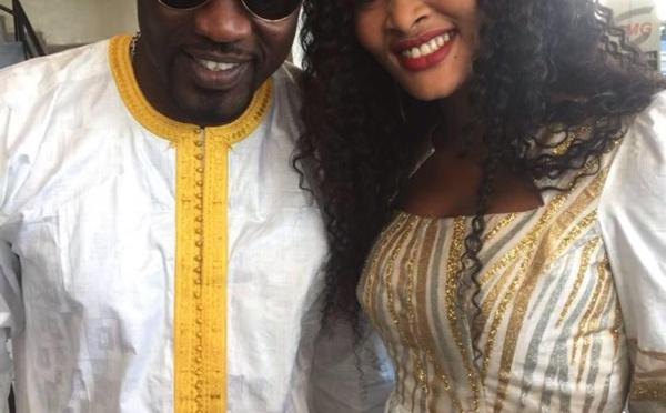 Jojo et Soumboulou: Un très joli couple