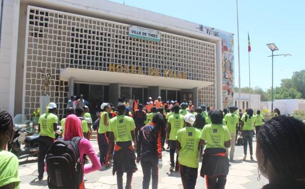 La célébration de la Green Week de l'ISM Thiès en images