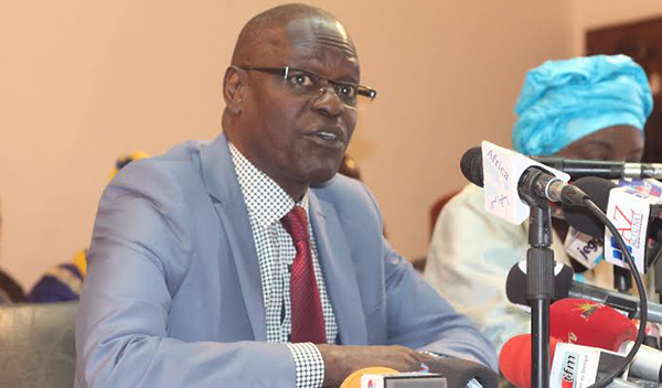 Vidéo-Fête du travail: Cheikh Diop, Sg de la CNTS, exige le respect de tous les accords signés »