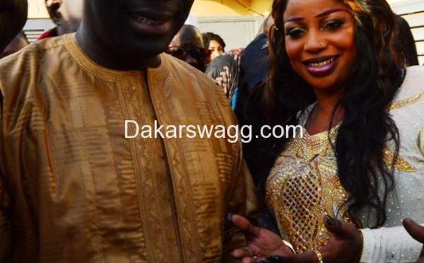 Les images exclusives du mariage de Oumy Gaye et Abou Thioubalo : Un conte de fée pour de vrai »