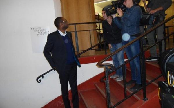 Youssou Ndour en mode tournage