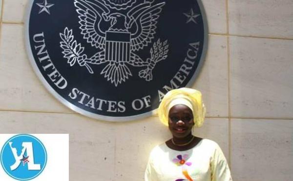 Ndèye Khady Lô, Virginia Tech, Virginia, programme de leadership civique