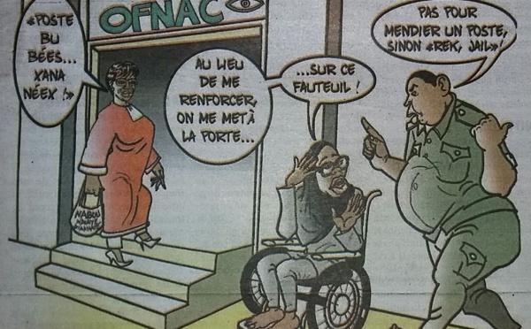 Nafi Ngom Keïta remplacée par Seynabou Ndiaye Diakhaté à l'Ofnac, vue par Odia (Tribune)