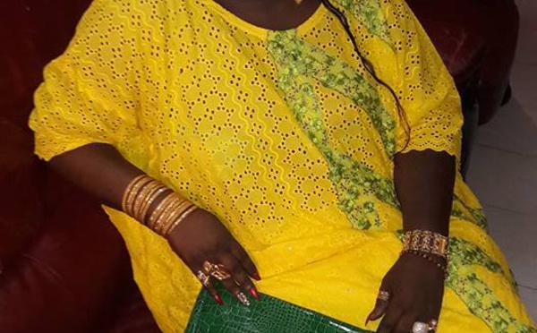 Ngoné Ndiaye Guéwel étale toute sa grâce