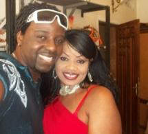 Arame Thioye en compagnie de son chéri