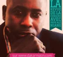 Revue de presse du mercredi 31 août 2016 - Pape Alé Niang