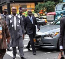 Quand Rock Marc Kaboré traverse New York pour rejoindre son hôtel à pied