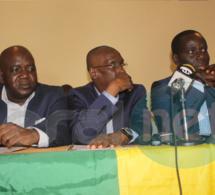 """PHOTOS: """"Wattu Senegal"""" conférence de presse"""