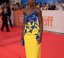 Lupita Nyong'o a attiré tous les regards sur le tapis rouge, parée de diamants à Toronto