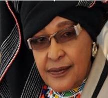 Afrique du Sud: Winnie Mandela a fêté ses 80 ans