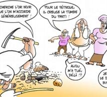 Alioune Sall fait son trou à l'Apr (La Tribune d'Odia)...