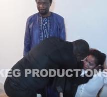 """Wiiri Wiiri"" : Soumboulou pleure à chaude larmes en plein tournage"