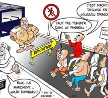 """La marche de """"Mankoo Wattu Senegaal"""" autorisée à moitié ( par Odia, Tribune)"""