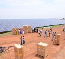 Photos : Senergy 2, la première centrale solaire de taille industrielle en Afrique de l'Ouest que Macky Sall va inaugurer à Bokhol ce samedi