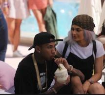Scandale dans la famille Kardashian, Kylie en couple avec Tyga, une différence d'âge mal vue