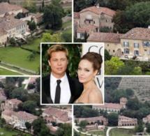 Brad Pitt et Angelina Jolie pourraient vendre leur château de Miraval (photos)