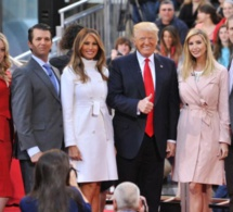 Photo : Donald Trump et sa famille