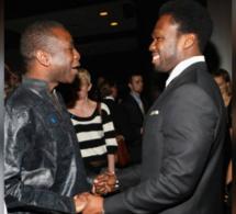Photos : Youssou Ndour en compagnie de Fifty Cents, George Clooney, Stevie Wonder et Cie...