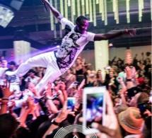Akon et son public français!!!