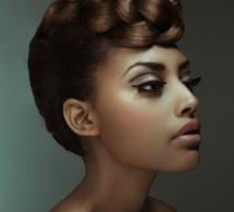 Cheveux afro :  inspirations de coiffures de fêtes