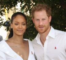 Rihanne et le prince Harry à la Barbarde
