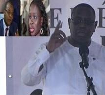 Vidéo : Macky Sall recadre Mame Mbaye Niang et Thérèse Faye  Diouf