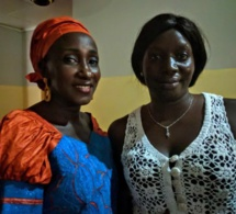 Voici les deux premières dames de la Gambie